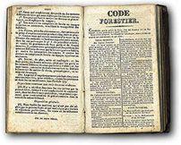 29 mai 1346 : le premier code forestier dans Ce blog - son auteur code-1827